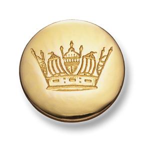 UK10 Firmin&Sons スーツ・ジャケット用メタルボタン ゴールド Firmin & Sons/ヤマモト - ApparelX アパレル資材卸通販