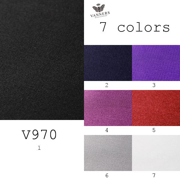 V970 イギリス製 本絹朱子織 拝絹地[生地] VANNERS/ヤマモト - ApparelX アパレル資材卸通販